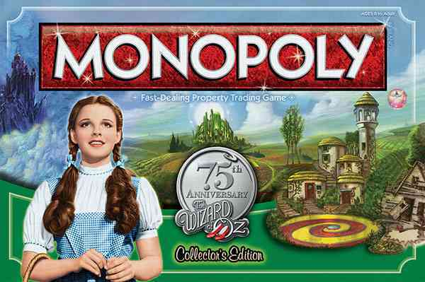 USAopoly Monopoly : the Wizard of Oz 75th Anniversary Collector�s Edition By Usaopoly (COR) at Sears.com