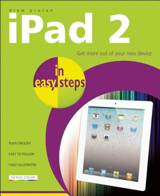 Ipad 2 in Easy Steps By Provan, Drew
